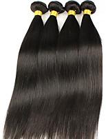 cheveux raides, prix pas cher l'extension vierge non traitée peruvian cheveux vierges droite 4pcs 7a peruvian cheveux humains