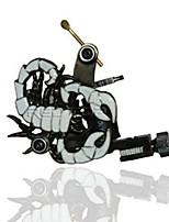 1 pcs basekey escorpião a909a máquina de tatuagem estilo aleatório (cor)
