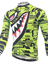 XINTOWN Brand Pro Team Shark Cycling Clothing Bike Bicycle Long Sleeve Cycling Jersey