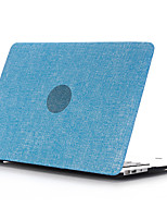Denim Style PC Flat Shell For For MacBook Pro Retina 13