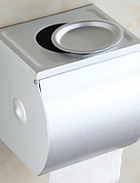 Ashtray Contained Contemporary Space Aluminum Anodizing Wall Mounted Toilet Paper Holder