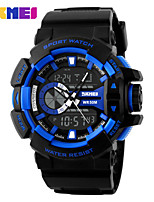 Sports Watch Men's / Ladies' / Unisex LCD / Calendar / Chronograph / Water Resistant / Soloar / Sport Watch Digital Digital