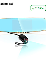 DVD de voiture-1600 x 1200-Full HD / Sortie Vidéo / Capteur G / Détection de Mouvement / GPS / Grand Angle / 1080P-5.0 CMOS MP