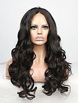Glueless Full Lace Human Hair Wigs For Black Women Loose Wavy Beyonce Lace Front Wigs With Baby Hair