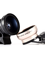 37mm objectif grand angle clip universel pour téléphone photographie iphone 4 5 6 samsung android