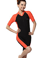 Anti-Eradiation/Quick Dry/Ultraviolet Resinstant Diving Suits&Dive Skins Chinlon for Adult