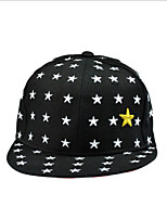 2016 Korea Pentagram Embroidery Hip-hop Hat