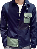 DMI™ Men's Lapel Color Block Casual Jacket(More Colors)