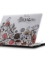 ingekleurde tekening ~ 21 stijl platte behuizing voor MacBook Air 11 '' / 13 ''