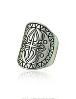 Women's / Unisex Alloy Ring Non Stone Alloy