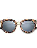 Sunglasses Unisex's Fashion 100% UV400 Round Tortoiseshell Sunglasses