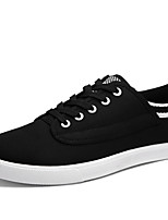 Men's Shoes Outdoor / Office & Career / Casual Fashion Sneakers Black / Blue / Yellow / Green