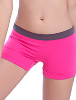 Mujer Carrera Prendas de abajo / Pantalones Yoga / Fitness / Deportes recreativos / RunningTranspirable / Alta transpirabilidad /