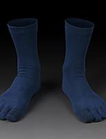 1 Baumwollsocken beiläufige Socken hohe Qualität des Paares Männer zum Laufen / Yoga / Fitness / Fußball / Golf