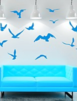 AYA™ DIY Wall Stickers Wall Decals, Seagull PVC Wall Stickers