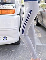 Mujer Carrera Pantalones Yoga / Pilates / Fitness / Deportes recreativos / RunningTranspirable / Secado rápido / Capilaridad / Compresión