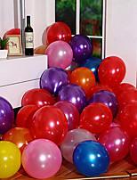 latex hélium inflable épaississement perle mariage ou une fête d'anniversaire ballon, 100pcs / lot