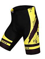 WOSAWE Men's Fitness Cycling Shorts 3D Padded Cool Gel Bicycle Bike Mtb Under Sport wear