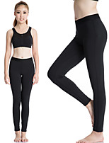 Women Yoga Sports Pants Elastic Wicking Tights Female Sports Elastic Fitness Running Trousers Slim Leggings