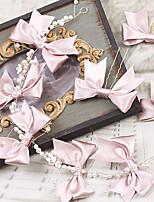 Women's Pearl Headpiece - Wedding Hair Pin 5 Pieces