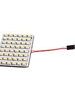 2pcs 12v 10w acuerdo blanca del color LED lámpara de lectura, lámpara de la puerta, llevó la luz de placa