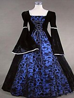 Steampunk®Georgian Gothic Party Dress  Marie Antoinette Prom Gown