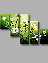 Stretched (ready to hang) Hand-painted Oil Painting 50