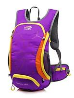 15 L sac à dos Camping & Randonnée Voyage Etanche Vestimentaire Résistant aux Chocs Multifonctionnel