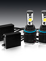 2PC 50W Extreme Quality Super Bright Car Cree LED HeadLight Bulbs H1 H3 H7 H11 Car LED Headlight