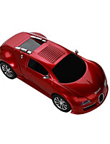 modelo de automóvil Bugatti altavoz bluetooth del coche del altavoz del altavoz del bluetooth de la radio del coche manos libres portátil