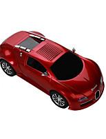 bugatti Auto-Modell Auto bluetooth Lautsprecher tragbare Lautsprecher Bluetooth Auto-Freisprecheinrichtung Radiolautsprecher ds-370bt