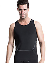 Men's Sports Training PRO Compression Vest Men Quick Dry Training Running Basketball Vest Sports Wear