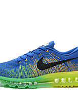 Nike Air Max Free Flyknit Mens Running Shoe Trainers Sneakers Black / Blue / Green / Pink / Purple / Silver