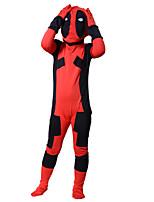 Cosplay-X-men- paraNiño-Rojo-Disfraces de cosplay-Más Accesorios
