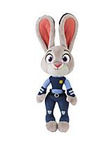 Zootopia Large Plush Office Judy Hopps Rabbit Toy 30cm