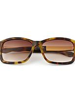 Sunglasses Women's Retro/Vintage 100% UV400 Rectangle Tortoiseshell Sunglasses Full-Rim