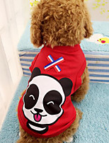 Lovely Animal Printing Pet Coat
