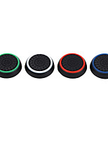 8pcs/lot Silicone Cap Joystick Grip For PS4 PS3 Xbox 360 Xbox one Controller(include 4 colors,each color 2 PCs)