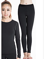 Women's PRO High Elastic Tight Training Suit Fitness Sweat Quick-drying Clothes(Long Sleeve + Long Pants)