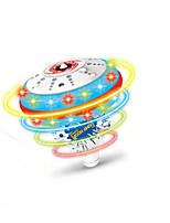 Top  Music Toy For Kids Plastic Blue / Orange / Rose