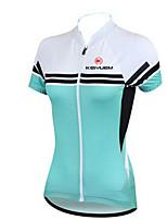 KEIYUEM®Unisex  Short Sleeve Spring / Summer / Autumn Cycling Clothing  / Breathable  Quick Dry