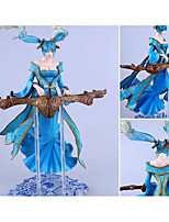 League of Legends Alice PVC Anime Action Figures Model Toys Doll Toy