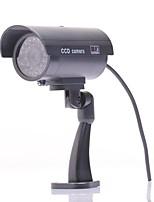 caméra de sécurité wifi fausse caméra factice emulational caméra cctv caméra bullet utilisation extérieure imperméable à l'eau pour la