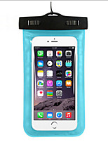 PVC Material Waterproof Dry Boxes Suitable for Iphone Cellphone for Diving/Swimming/Fishing 18.5*10.5cm