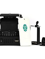YT-260 230 Degrees Pan Tilt Panning Rotating Time Lapse Stabilizer Electronic Panorama Tripod for Phone GoPro Camera