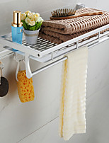 Contemporary Space Aluminum Anodizing Wall Mounted Towel Warmer
