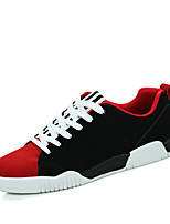 Men's Shoes Casual Athletic Shoes Green / Red / Gray