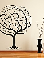 AYA™ DIY Wall Stickers Wall Decals, Big Tree PVC Wall Stickers