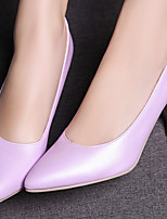 Women's Shoes Stiletto Heel/Pointed Toe Heels Office & Career/Party & Evening/Dress Pink/Purple/White/Light Green