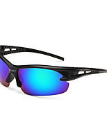 Unisex 's Photochromic 100% UV Butterfly Half-Rim Cat-Eye Coating Sports Sunglasses Style(Assorted Color)